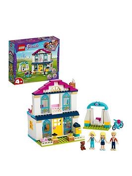 LEGO Friends Lego Friends 41398 4+ Stephanie'S House Doll House With  ... Picture