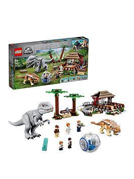 LEGO Jurassic World Lego Jurassic World 75941 Indominus Rex Vs.  ... Picture