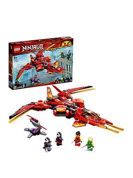 LEGO Ninjago Lego Ninjago 71704 Legacy Kai Fighter Jet Picture