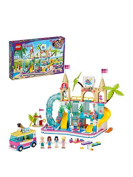 LEGO Friends Lego Friends 41430 Summer Fun Water Park Resort Holiday Series Picture