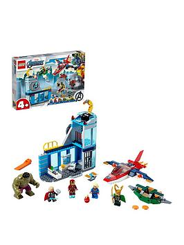 LEGO Super Heroes Lego Super Heroes 76152 Avengers Super Heroes Wrath Of  ... Picture