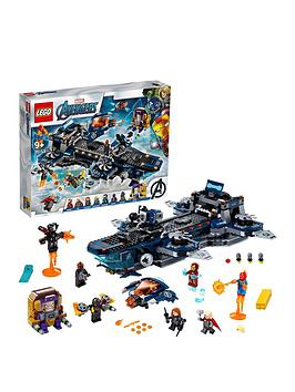 LEGO Super Heroes Lego Super Heroes 76153 Avengers Helicarrier With Iron  ... Picture