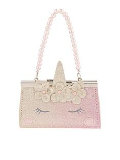monsoon-girls-unicorn-mini-bag-gold