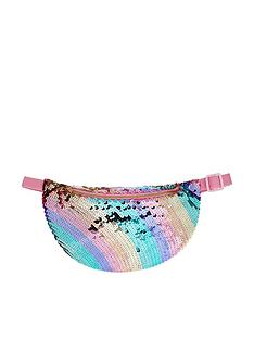 monsoon-girls-rainbow-sequin-bum-bag-multi