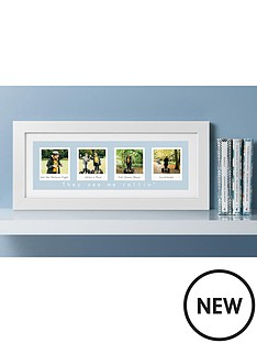 virgin-experience-days-personalised-remember-the-days-four-image-framed-wall-art