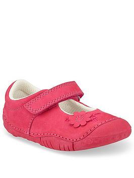 Start-Rite Start-Rite Baby Girls Petal Strap Shoe - Pink Picture