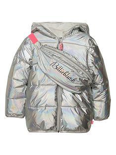 billieblush-girls-metallic-padded-jacket-with-bag-white