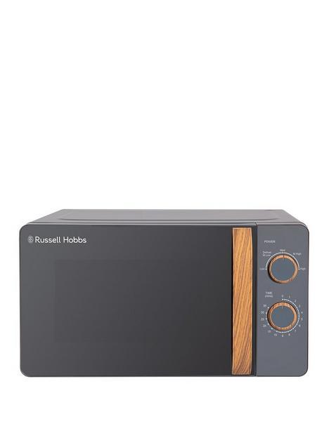 russell-hobbs-rhmm713g-scandi-compact-grey-manual-microwave