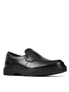 clarks-youth-loxham-grove-slip-on-shoe-black