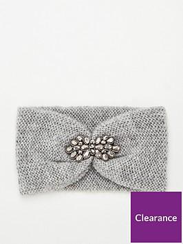 v-by-very-embellished-knit-headband-grey