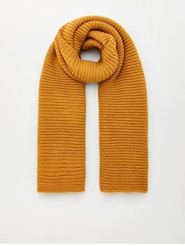v-by-very-knitted-rib-scarf