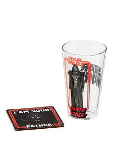 star-wars-i-am-your-father-pint-glass-and-beer-mat
