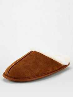 v-by-very-whist-fur-lined-mule-slippers-chestnut
