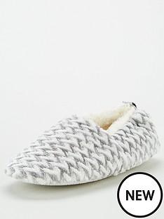 v-by-very-bethany-fauxnbspfurnbspslippers-grey