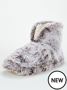 v-by-very-becca-tipped-fur-boots-grey