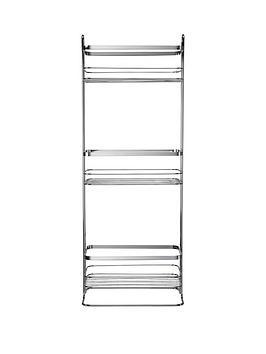 Croydex Croydex Free-Standing Three-Tier Storage Basket Picture