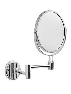 croydex-britannia-small-round-magnifying-mirror