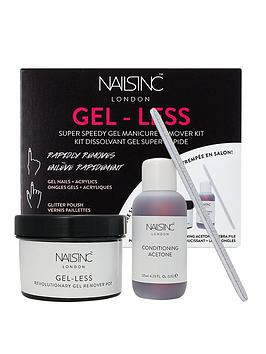 Nails Inc Nails Inc Gel-Less Remover Pot Picture
