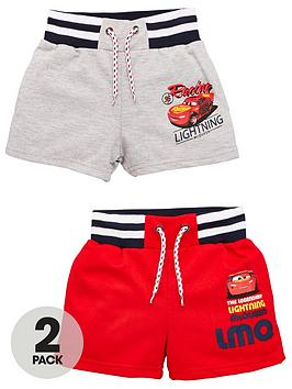 Cars Cars Boys Disney Pixar Cars 2 Pack Shorts - Multi Picture