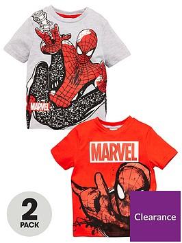 spiderman-boysnbsp2-packnbspt-shirts-multi