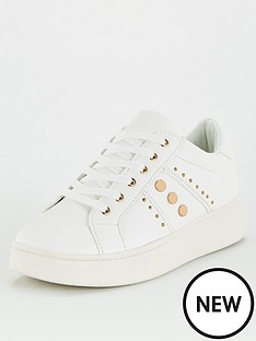 v-by-very-abbey-stud-trim-trainers-white