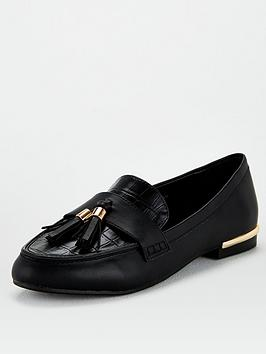 v-by-very-maxwell-tassel-loafers-black