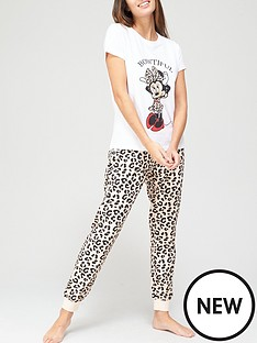 v-by-very-minnie-mouse-animal-jogger-pj-set-animal-print