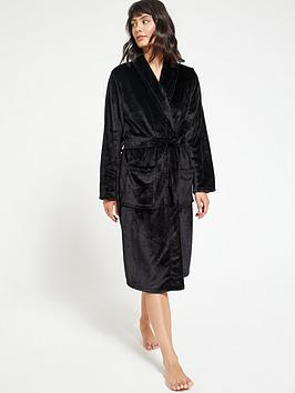 v-by-very-supersoft-robe-black