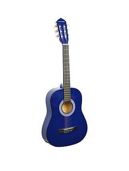Rocket   1/2 Size Classical Guitar - Blue
