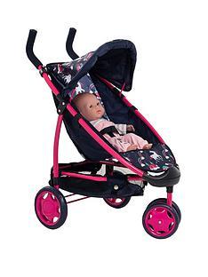 unicorn-3-wheel-stroller-bag