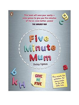 Very  Five Minute Mum: Give Me Five: Five Minute, Easy, Fun Games