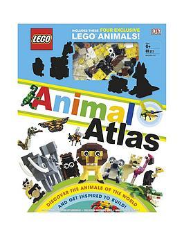 Lego Lego Animal Atlas Picture