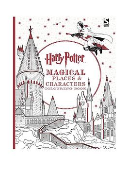 Harry Potter Harry Potter Harry Potter Magical Places And Characters  ... Picture
