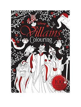 Disney   : Villains Colouring