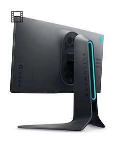 alienware-aw2521hf-245-inch-full-hd-ips-1ms-240hz-99-srgb-amd-freesync-nvidia-g-sync-compatible-alienfx-lighting-gaming-monitor-3-year-warranty