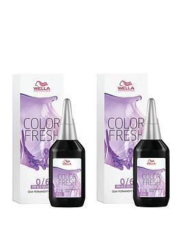 Wella Wella Wella Professionals Color Fresh Semi-Permanent Colour Silver  ... Picture