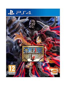 Playstation 4 Playstation 4 One Piece Pirate Warriors 4 -Ps4 Picture