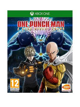 Xbox One Xbox One One Punch Man: A Hero Nobody Knows Picture
