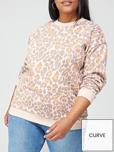 v-by-very-curve-animal-print-sweat-top-animal-print