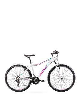 Romet Romet Romet Jolene 6.1 Alloy Hardtail Mountain Bike 17 Frame White Picture