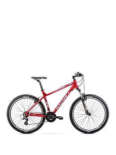 romet-romet-rambler-r70-alloy-hardtail-mountain-bike-17-frame-graphite