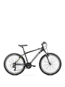 Romet Romet Romet Rambler R6.0 Alloy Hardtail Mountain Bike 17 Frame Black Picture