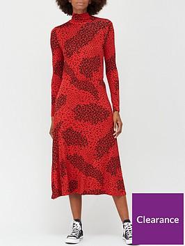 v-by-very-long-sleeve-high-neck-jerseynbspmidi-dress-red-print