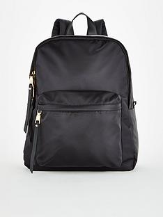 v-by-very-fairtop-nylon-backpack-black