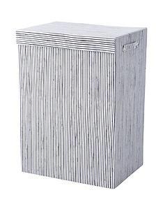 striped-laundry-hamper