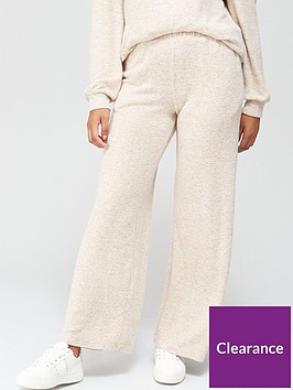 v-by-very-snit-wide-leg-jogger-stone