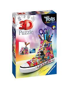 ravensburger-trolls-2-world-tour-sneaker-3d-puzzle-108pc