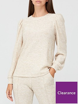v-by-very-long-sleeve-snit-crew-neck-top-oatmeal