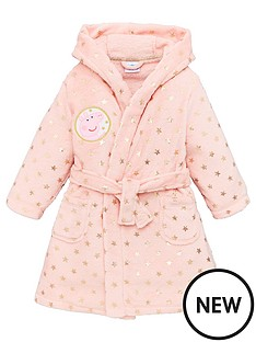 peppa-pig-girls-peppa-pig-star-dressing-gown-pink