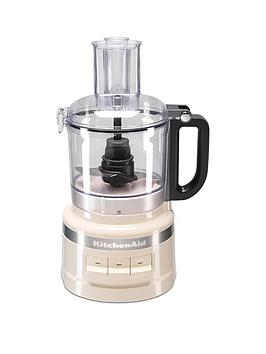 Kitchenaid Kitchenaid 1.7-Litre Compact Food Processor - Almond Cream